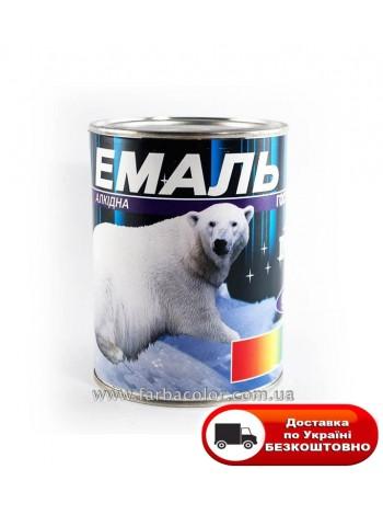 Эмаль ПФ-115 0,9кг, фото, купить Киев, Gaia-lkz