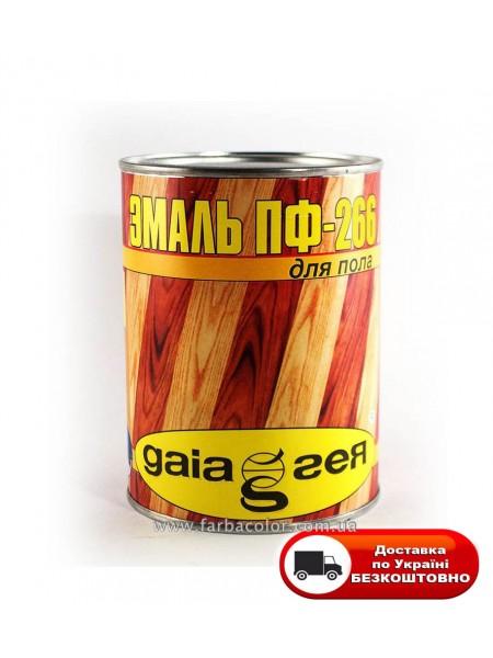 Эмаль ПФ-266 (0,9кг), фото, купить Киев, Gaia-lkz