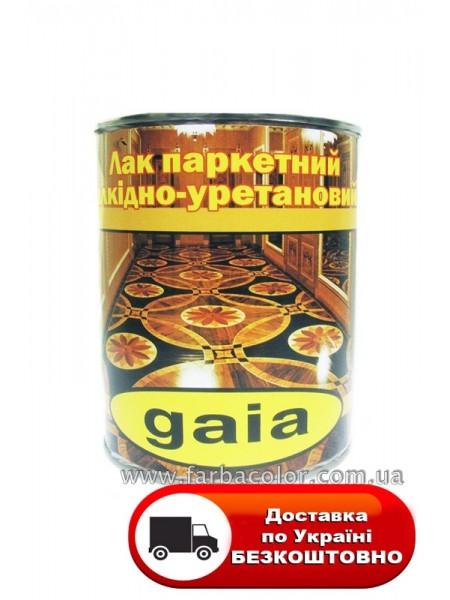 """Лак паркетный """"HARD"""" алкидно-уретановый (0,8кг), фото, купить Киев, Gaia-lkz"""