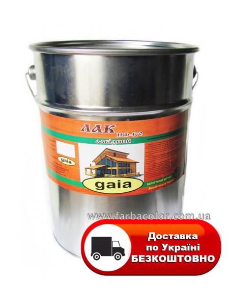 Лак ПФ-170 для дерева атмосферостойкий (18кг), фото, купить Киев, Gaia-lkz