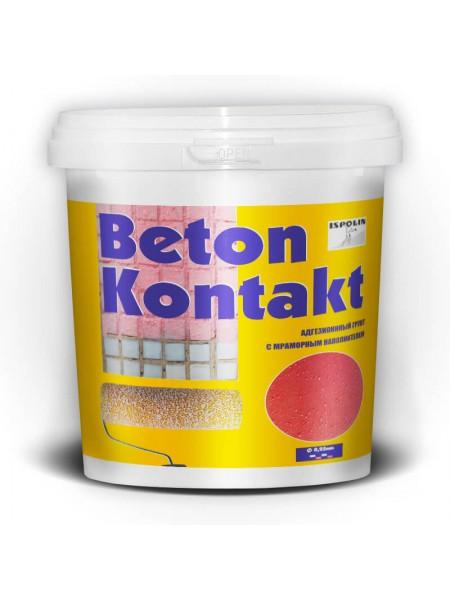 Адгезионный грунт «Beton Kontakt» с мраморным наполнителем, фото, купить Киев, Gaia-lkz