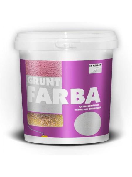 Грунт-краска акриловая «Grunt Farba» с кварцевым наполнителем , фото, купить Киев, Gaia-lkz