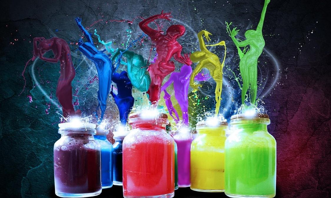 Из чего состоит краска. Как самостоятельно регулировать и улучшать свойства ЛКМ