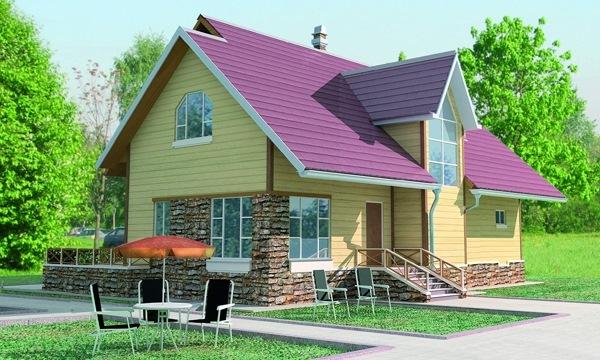 Чем покрасить крышу?| ФАРБАКОЛОР
