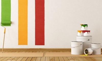 Подготовка и покраска гипсокартонных стен | ФАРБАКОЛОР